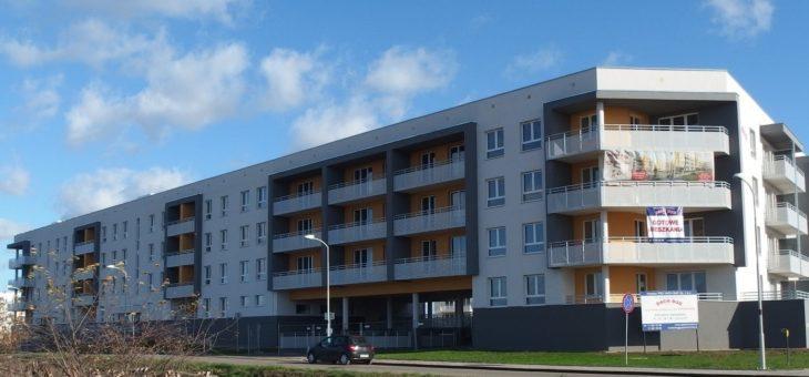 Obróbki blacharskie na budowę osiedla Lipa Piotrowska.